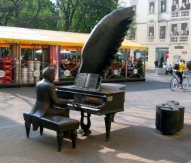 تابلو های زیبای دنیای موسیقی
